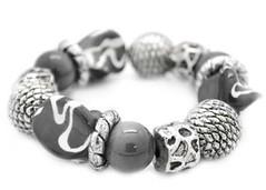 5th Avenue Silver Bracelet P9210-2