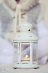 (vanilla_jo) Tags: white ikea candlelight lantern