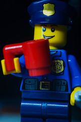 Advent Calendar Day 18 (avpanferov92) Tags: christmas xmas macro toy lego police newyear adventcalendar minifigure minifigures legocity legominifigures legography newyear2015