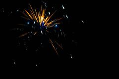 Silvester (Felix Bosdorf) Tags: firework magdeburg silvester feuerwerk nachtfotografie schwarzerhintergrund 31122014