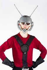 Ant-Man Costume (AndersonBrothers) Tags: man halloween costume ant hank marvel pym
