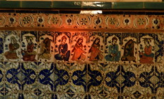 Baños de Ganje Ali Khan Kerman Irán 11 (Rafael Gomez - http://micamara.es) Tags: de iran persia ali baths khan kerman ganj baños irán ganje
