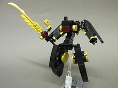 Scorpion (Foghammer) Tags: mobile frame mecha hardsuit mfz