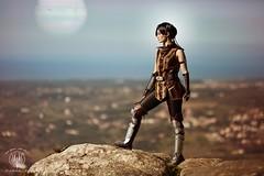 Satele Shan - Summits Edge (saroston) Tags: old star starwars republic cosplay disney jedi wars shan the cosplaygirl theoldrepublic satele sateleshan