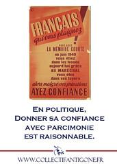 1033-Affiche_Confiance_Petain (CollectifAntigone) Tags: vide