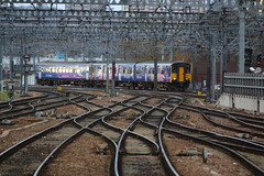 IMG_3124 (Yorkshire Pics) Tags: train transport leeds tracks trains transportation commuting publictransport railways westyorkshire railwaytracks leedsstation railwaylines dieseltrain leedscitycentre passengertransport dieselpowered leedscitycenter