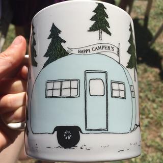 My awesome Christmas mug.