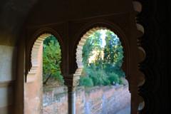 Des-enfoque (ISSMAELx) Tags: paradise palace alhambra granada paraiso palacio rabe nazar