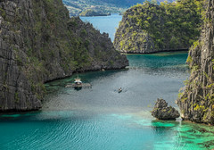 kayangan,coron island,palawan,west philippine sea (larrygomez46) Tags: travel islands environment palawan tagbanua pumpboats nationaltreasures beforeitsgone westphiliipineseaancientnativelands