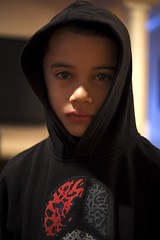 Hoodie. (autobonz) Tags: boy wild man black dark hoodie friend brother handsome son buddy fujifilm xt1 xf35mmf14r