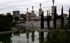 Parc de l'Espanya Industrial - Districte de Sants-Montjuïc (Barcelona)