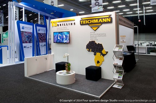 MINING INDABA EXHIBITION STANDS