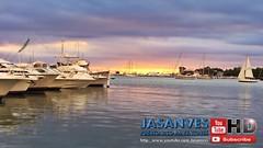#Atardecer  #Espectacular en #Salinas #PuertoRico (Video Link on Description) (jasanves) Tags: sunset naturaleza beach nature beautiful spectacular landscape island boat offshore paisaje caribbean caribe photooftheday