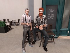 Habits (edragovar) Tags: life gay cats male coffee fashion project beard photography glasses ginger mesh bade father peak son fair scene mandala blogger pale tattoos vale business suit event rings secondlife fancy mens flannel second casual fatherandson suspenders sir mensfashion redhair department monthly tmp speakeasy grayhair the tumbler tmd businesscasual buttondown flite koer theshops mensevent secondlifefashion secondlifephotography catwa coffeescene themensdepartment monthlyevent deadwool collab88 valekoer blogcollab themeshproject mensfair mensmonthly monthlyfair monthlyfashion sirmonthly monthlymens shcadenfreude