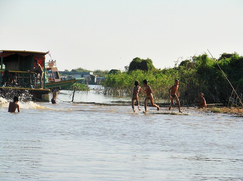 lac tonle sap - cambodge 2007 17