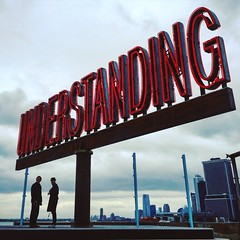 Silhouettes Public Art Understanding (takinyerphoto) Tags: silhouettes publicart understanding