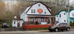 Big G's Restaurant (celticpixl) Tags: street canada restaurant big novascotia g may scene 2016 guysborough