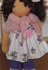 doll clothing (Snezinka-Snowflake) Tags: clothing doll waldorfdoll dolloutfit dollclothing steinerdoll waldorfinspireddoll
