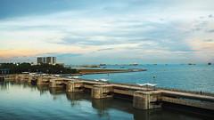 Marina Barrage (elenaleong) Tags: singapore marinabarrage