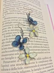 IMG_0685 (nikkisdreamscape) Tags: primavera bijoux earrings fiori farfalle orecchini