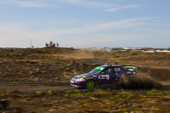(Leo Hernn) Tags: cars sports iceland rally dirt subaru driver keflavik pilot gravel drift flatout