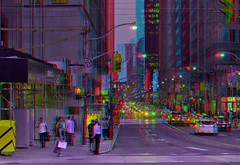 Blue Hour in Toronto 3-D ::: HDR/Raw Anaglyph Stereoscopy (Stereotron) Tags: sunset urban toronto ontario canada america radio canon eos stereoscopic stereophoto stereophotography 3d downtown raw traffic control north citylife streetphotography kitlens twin anaglyph financialdistrict stereo stereoview to remote spatial bluehour 1855mm hdr province redgreen tdot 3dglasses hdri transmitter stereoscopy synch anaglyphic optimized in threedimensional hogtown stereo3d thequeencity cr2 stereophotograph anabuilder thebigsmoke synchron redcyan 3rddimension 3dimage tonemapping 3dphoto 550d torontonian stereophotomaker 3dstereo 3dpicture anaglyph3d yongnuo stereotron