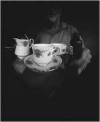 A nice cup of tea? (wheehamx) Tags: motion movement pinhole xray 4x5 relative
