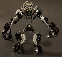 Rear (Maqdaddio) Tags: robot lego bionicle mecha moc bzpower onua