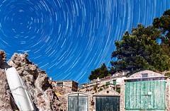 Circumpolar de S'Estaca (jmrobles_13) Tags: canon noche estrellas mallorca nigth valldemossa largaexposicion circumpolar fotografianocturna sestaca