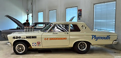 1965 Plymouth Belvedere (Chad Horwedel) Tags: classic car illinois plymouth belvedere tinleypark dragcar plymouthbelvedere 1965plymouthbelvedere gatewayclassics