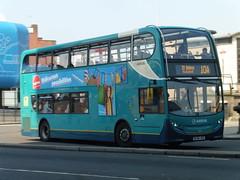 Arriva 4595 - SL64 JEO (North West Transport Photos) Tags: bus liverpool limestreet enviro arriva 4595 e400 alexanderdennis enviro400 e40d arrivamerseyside arrivanorthwest sl64jeo