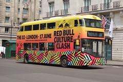 LT 338 (LTZ 1338) Arriva London New Routemaster (hotspur_star) Tags: londonbus 137 londontransport tfl londonbuses transportforlondon doubledeck cultureclash wrightbus hybridbus nb4l advertisinglivery newroutemaster arrivalondon hybridtechnology alloveradvert advertbus advertlivery newbusforlondon borismaster borisbus ltz1338 lt338 londonbuses2016 busscene2016