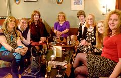 The Gang Gathers (rachel cole 121) Tags: tv cd transvestites crossdressers transgendered tgirls