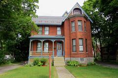 La Maison Peters in Aylmer (now Gatineau), Quebec (Ullysses) Tags: summer canada vintage quebec oldhouse gatineau t aylmer historicsite viellemaison maisonpeters
