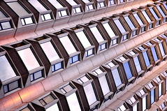 Time For Light Reflection... (HiJinKs Media...) Tags: windows light reflection geometric architecture pattern diagonal