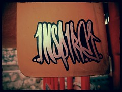 INSPIRE YOUR STREET! (www.InspireCollective.com) Tags: street city urban streetart streets art graffiti artist tel aviv stickers arts cities east urbanart independent characters graff middle inspire mideast artworks howtopaint inspirecollective inspireyourself