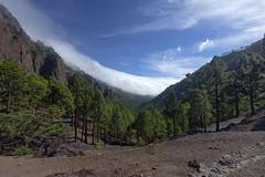 La Palma. Caldera Taburiente National Park (Dmitriy Sakharov) Tags: park la spain canarias national caldera palma taburiente