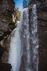 MH5_9247 (memories by Mark) Tags: rockies waterfall alberta banff rockymountains banffnationalpark johnstoncanyon