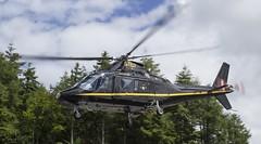G-TELY Agusta A109 @ Castle Air Charters Ltd, Liskeard, Cornwall. (Cornish Aviation) Tags: castle cornwall air ltd agusta charters liskeard a109 gtely