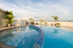 Common Swimming Pool (T and V Boutique Apartments) Tags: vacation court hospital apartment budget central rental sri lanka national ceylon accommodation spa colombo groups fully hedges serviced hayleys odel asiri