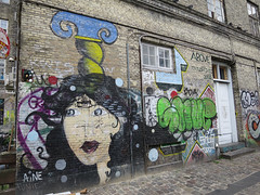 IMG_8331 (NIKKI BRITTAIN) Tags: city travel color art copenhagen painting denmark photography graffiti town mural rtw roundtheworld christiania