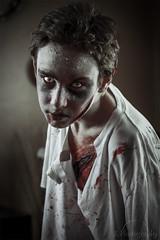 Walker-Ben (RickLev) Tags: ontario halloween canon scary blood zombie mark ottawa makeup rick walker ii terror 5d 2014 levesque horrified