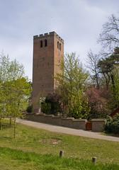 Muiderberg - Kerk aan Zee (grotevriendelijkereus) Tags: holland tower church netherlands toren gothic nederland zee medieval kerk aan gotisch muiderberg middeleeuws