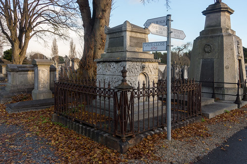 Mount Jerome Cemetery & Crematorium is situated in Harold's Cross Ref-100469