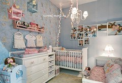 infantrio azul (www.illuminedecoracao.com.br) Tags: de com quarto papel decorao parede lavabo papeldeparede papeldeparedeimportado papelinfantil illumindecorao