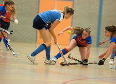PC140359 (roel.ubels) Tags: hockey sport utrecht indoor olympos 2014 ma1 ja1 topsport zaalhockey