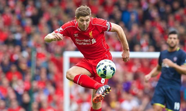 STEVEN GERRARD anuncia su salida del Liverpool | OFICIAL
