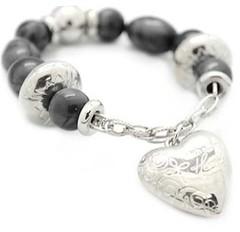 5th Avenue Silver Bracelet P9210-3