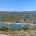 Pournari lake, Arta, Greece, panoramic view