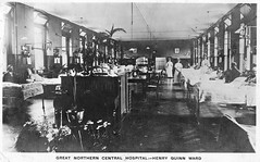 Henry Quinn Ward, Great Northern Central Hospital (robmcrorie) Tags: history patient health national doctor nhs service british nurse healthcare henryquinnward greatnortherncentralhospitalquin